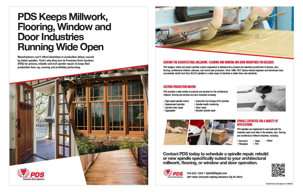 Millwork Brochure
