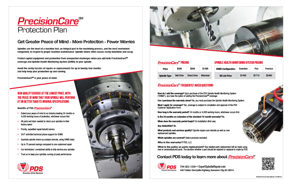 PDS Care Brochure